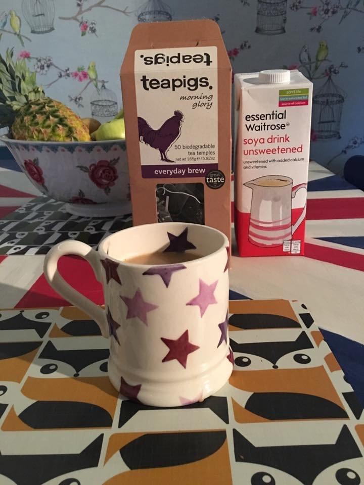Teapigs and a Mug