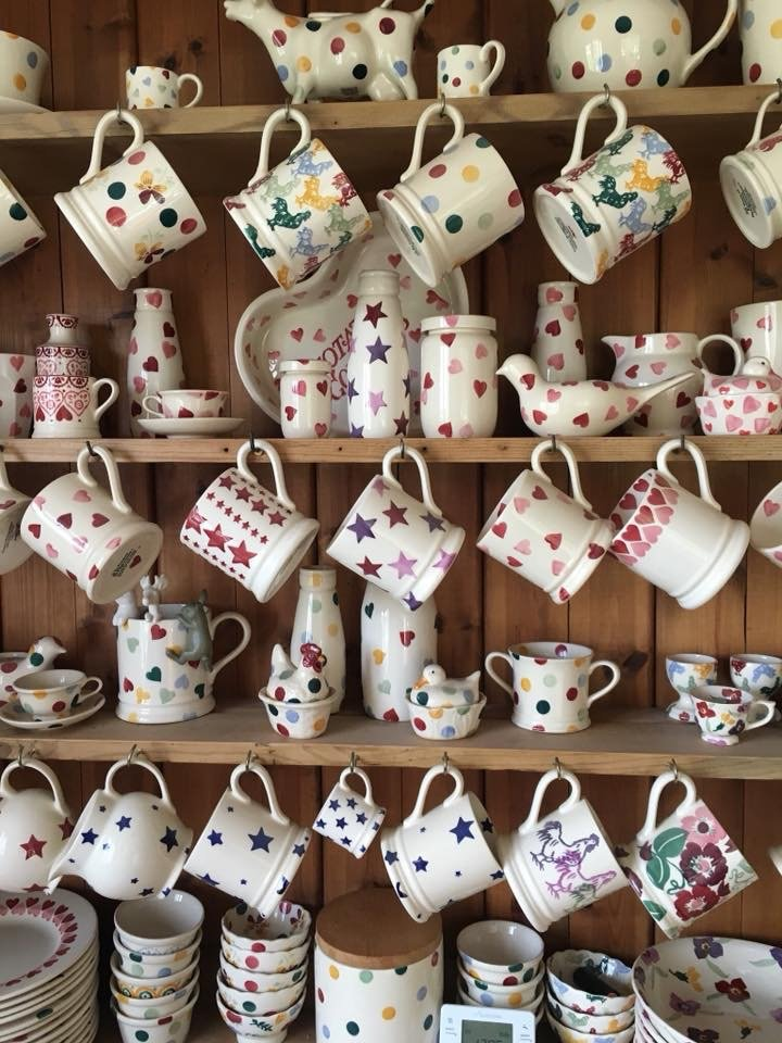 Right at home with all the Emma Bridgewater