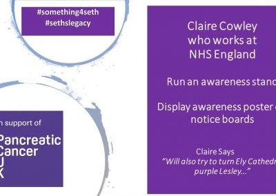 Claire Cowley