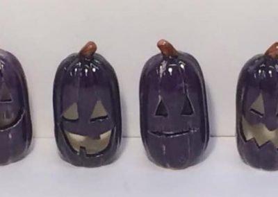 Pumpkin Tealights